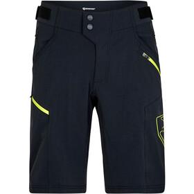Ziener Neonus X-Function Shorts Men black/lime